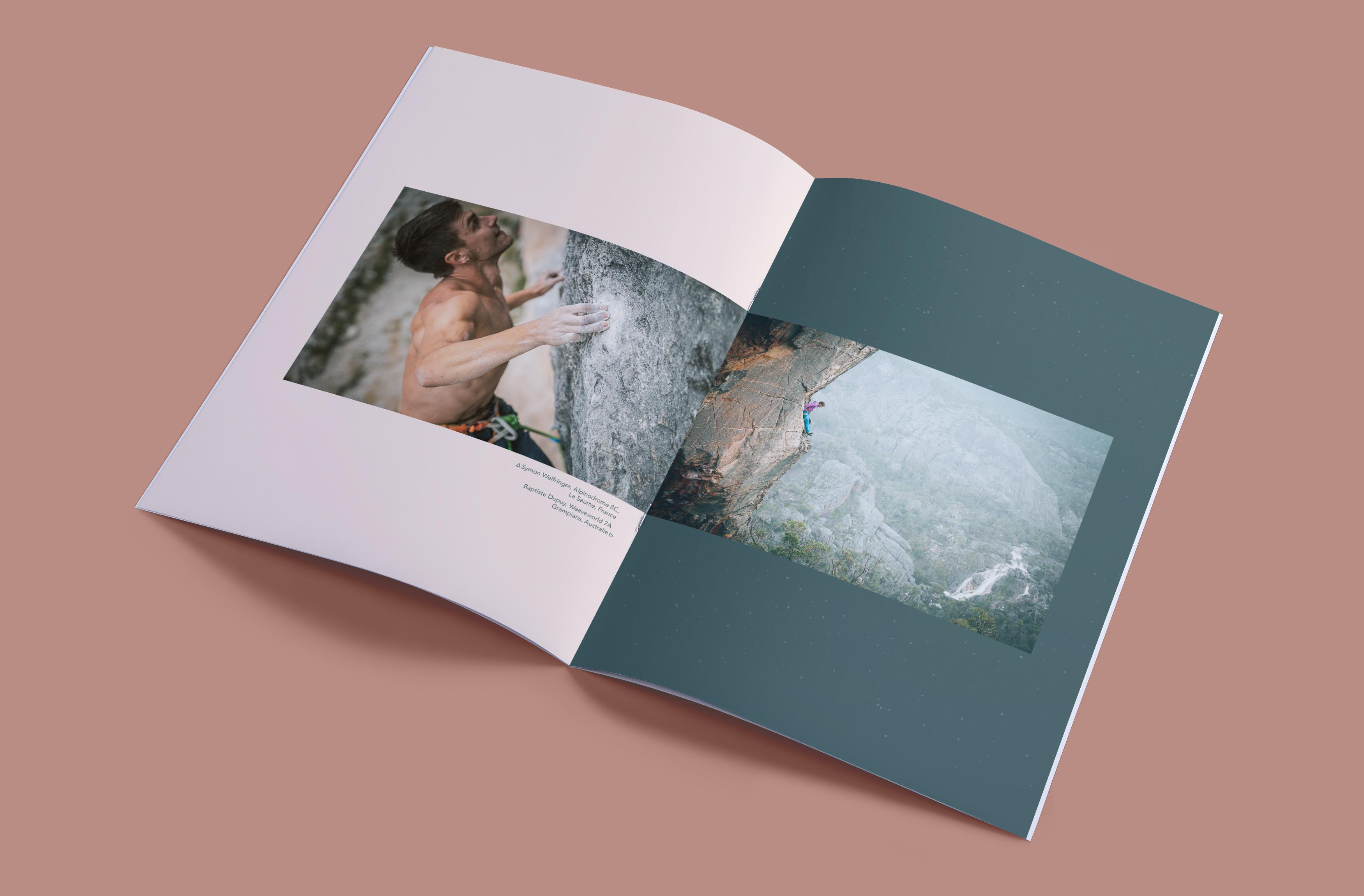 Page interieure plaquette Nouvelle collaboration avec Damien Largeron